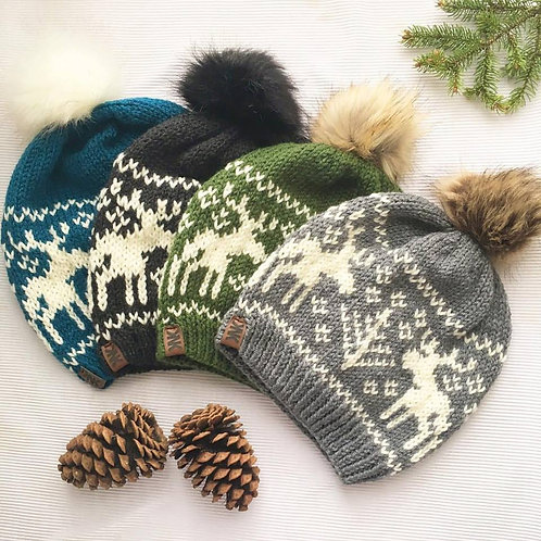 Moosey Slouchy Hat