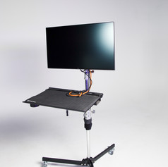 High end equipment included in rental