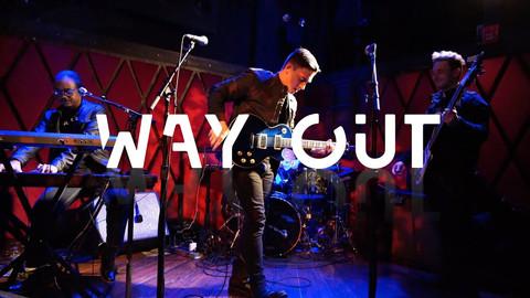 """Rebel Kicks - """"Way Out"""" Lyric Video"""