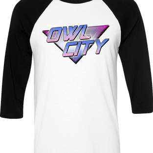 Owl City - Cinematic Tour Raglan