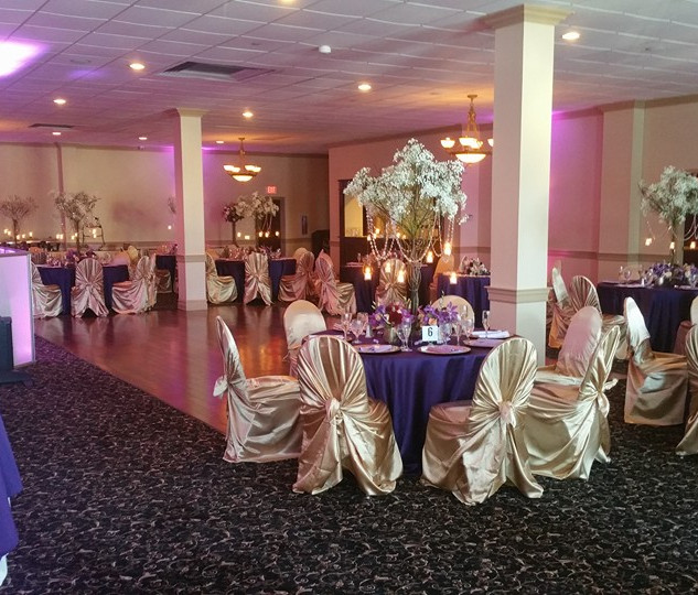 The Ballrooms at Boothwyn - Sapphire Roo