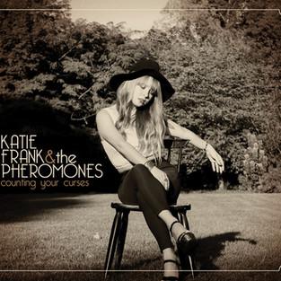 "Katie Frank - ""Counting Your Curses"" Album Artwork"