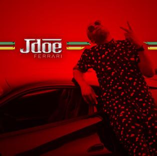 "J-Doe - ""Ferrarri"" Single Artwork"