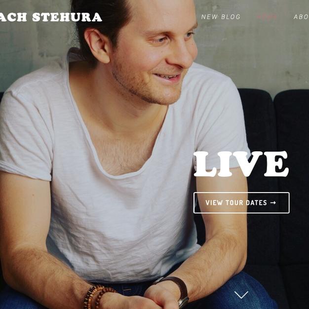 Zach Stehura - Musician