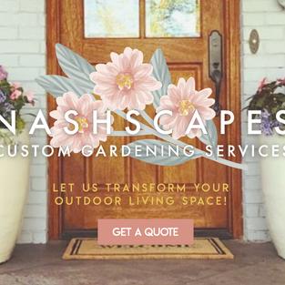 Nashscapes Custom Lawn Services - Nashville, TN