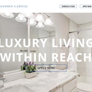 Chansen Capital - Luxury Rental Agency