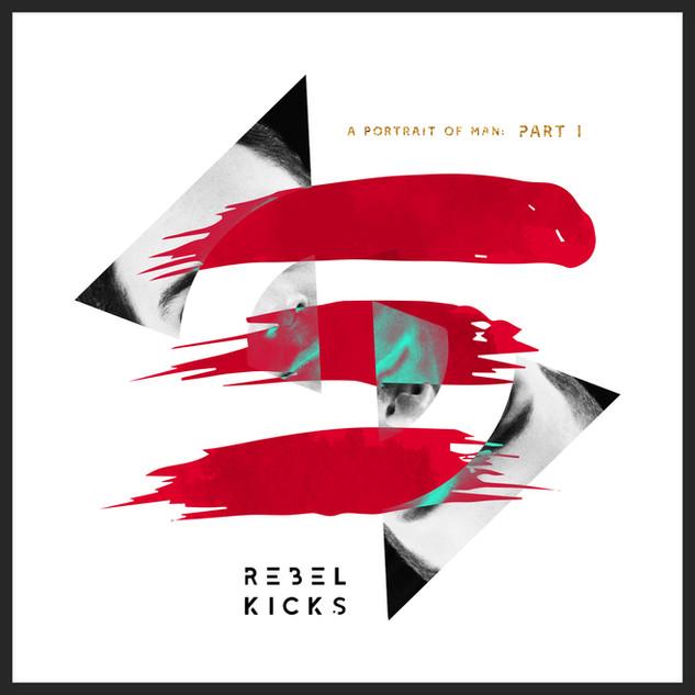 Rebel Kicks - Portrait of Man - Concept Art
