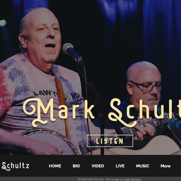 Mark Schultz - Musician