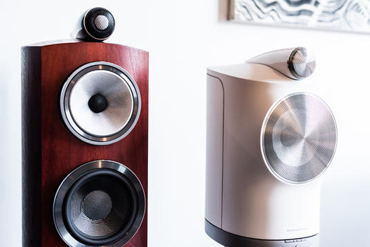 Bowers & Wilkins 804 Speaker  Bowers & Wilkins Formation Duo Speaker