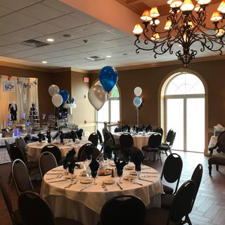 The Ballrooms at Boothwyn - Lounge -Pict