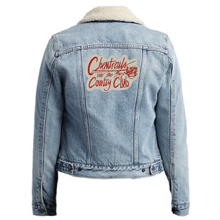"""Lana Del Rey """"Chemtrails Over the Country Club"""" Denim Jacket"""