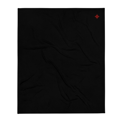 3NCIRCLE Star - throw blanket