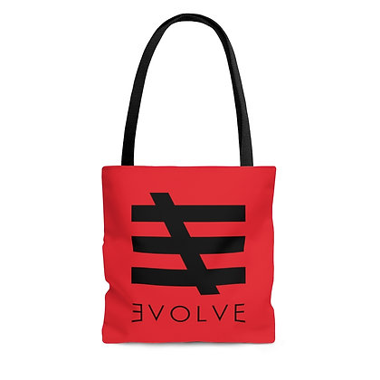 3VOLVE - tote (red)