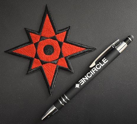 3NCIRCLE Star - Pen & Patch Combo