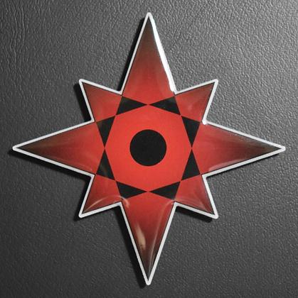 3NCIRCLE Star - metal pin