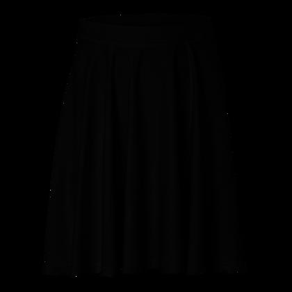Plain Short Skirt