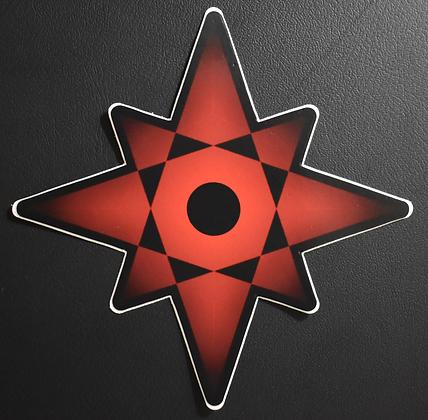 3NCIRCLE Star - sticker