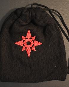3NCIRCLE Star - fleece bag - small