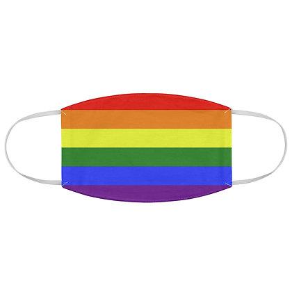 Pride Flag Face Mask