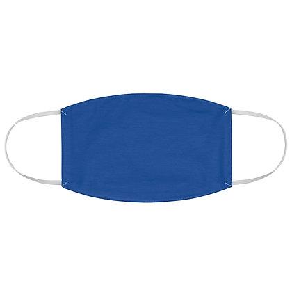 Plain Blue Face Mask