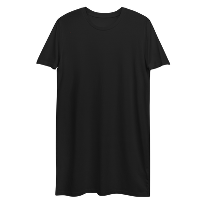 Plain Organic T-Shirt Dress