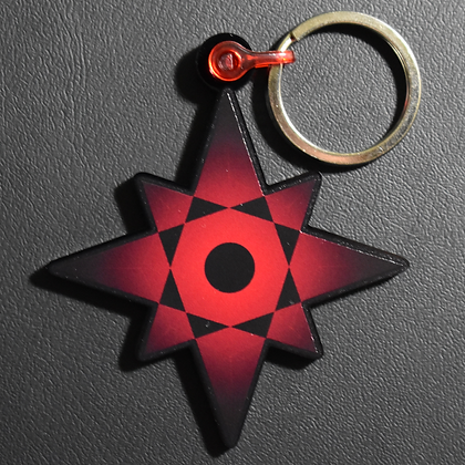 3NCIRCLE Star - key ring