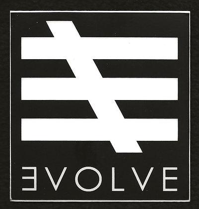 3VOLVE - sticker