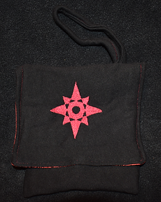 3NCIRCLE Star - clutch purse