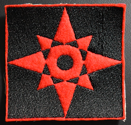 3NCIRCLE Star - felt patch