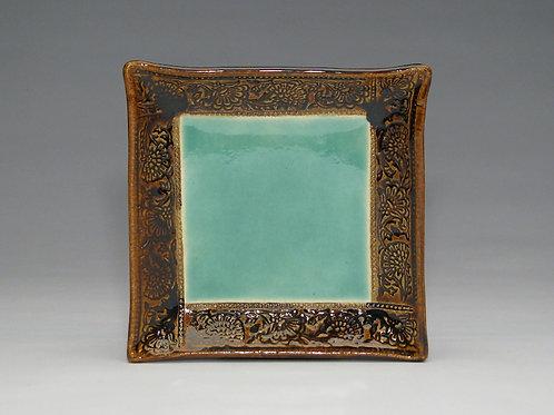 Bali Collection medium plate