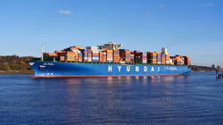 Container Ship Vessels