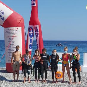 Domenica 13 Settembre con Italian Open Water Tour a Noli