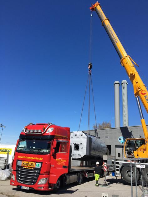 Prosjektledelse kjelanlegg - 10MW