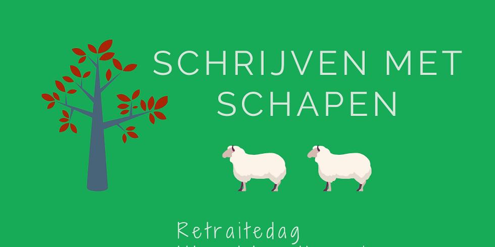 Schrijven met schapen