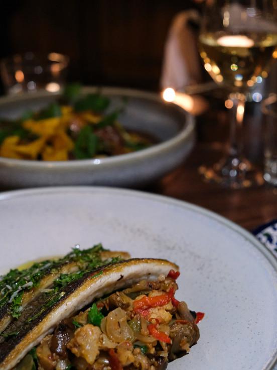 Restaurant Food & Dining Romantic Edit