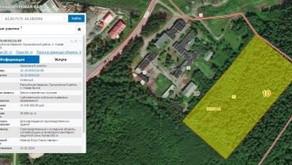 На Публичной кадастровой карте можно получить сведения о землях для жилищного строительства
