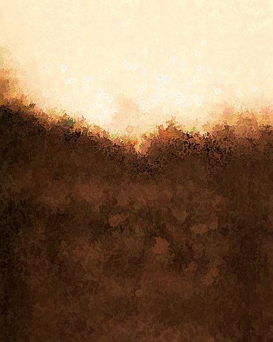 Fading Light Minimalist Abstract Digital Download