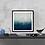 "Thumbnail: ""Fathomless Depths""  Abstract Minimalist Fine Art Print"