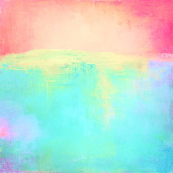 Rainbow Background Color Field  Digital Download
