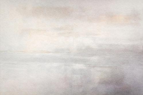"""Across the Water"" Fine Art Print - 12"" x 16"""