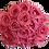 Thumbnail: Beyond Bär mit Frischblumen-/ oder Infinity Rosenstrauß und Ballons (5 Stk.)