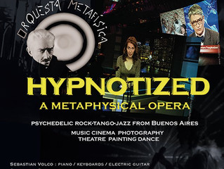 """Second performance of """"Hypnotized"""", a metaphysical opera in Paris"""