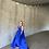 Thumbnail: Royal Blue Sandy Maxi