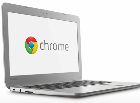 Chromebook Drop Off