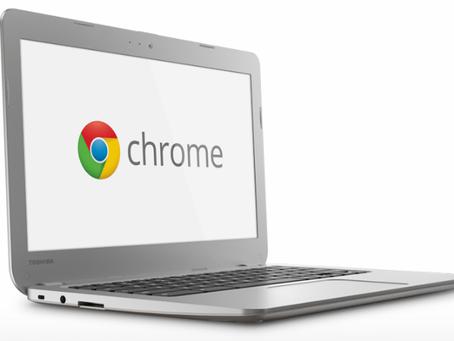 Chromebook Drop Off