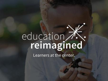 Jennings Featured in Education Reimagined!