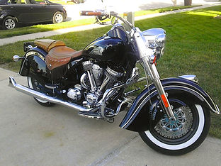 Motorcycle detail