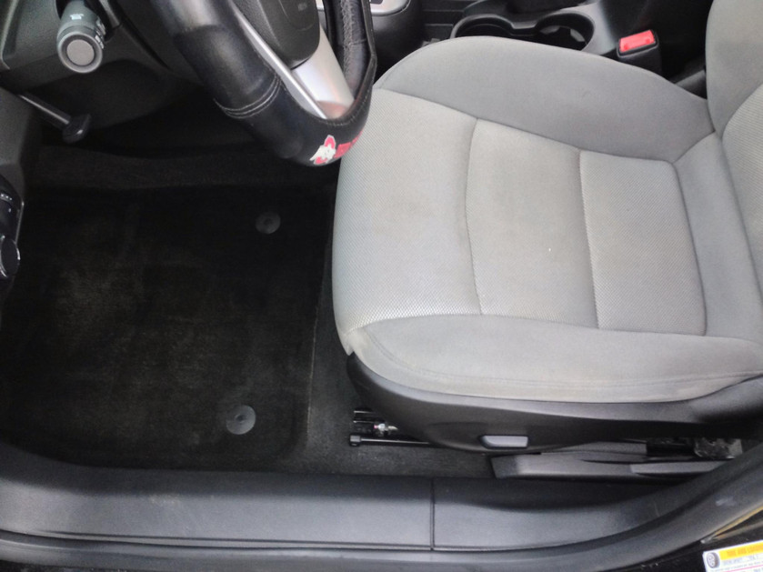Interior after photo