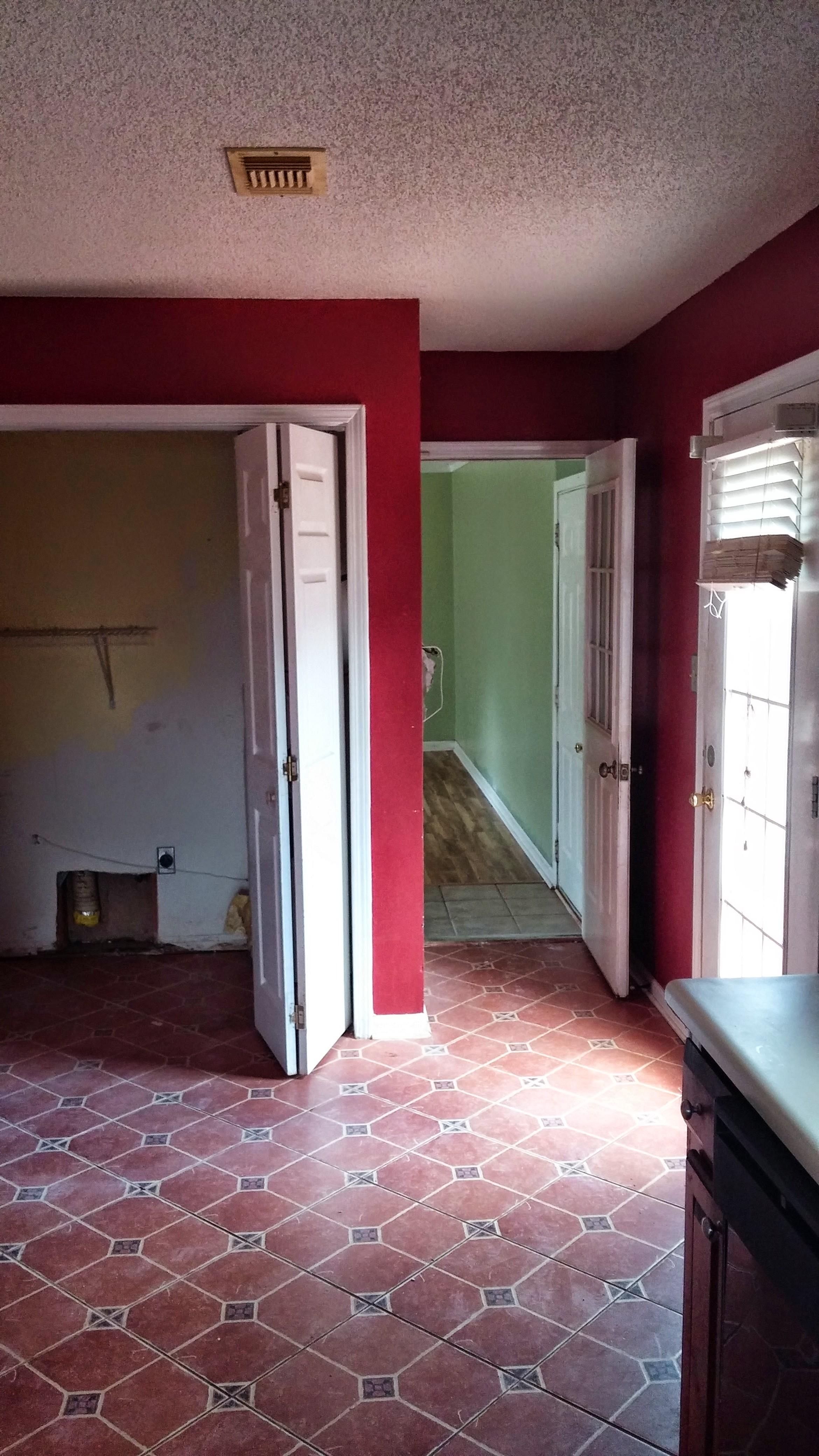 Kitchen/Hallway