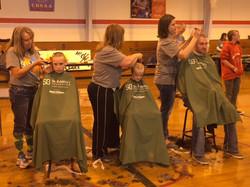 Head Shaving!